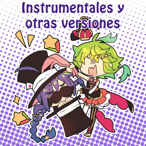 Instrumentales y otras versiones