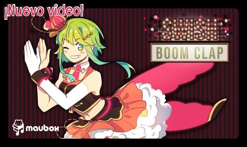Swish Boom Clap